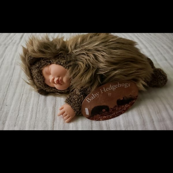 Anne Geddes Baby hedgehog (bundle 4 for $80.00)